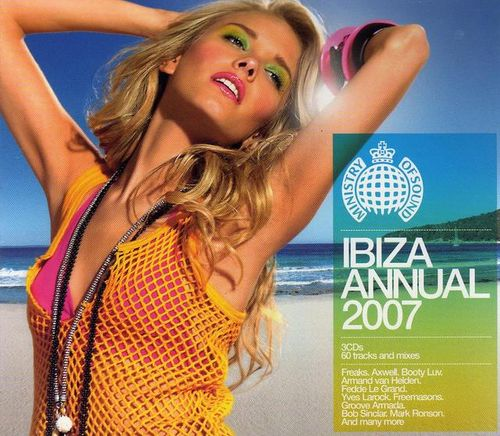 Ministry Of Sound Ibiza Annual  (2007) 3xCD