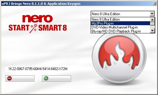 Ahead Nero v8.1.1.0 Ultra Edition (Retail)