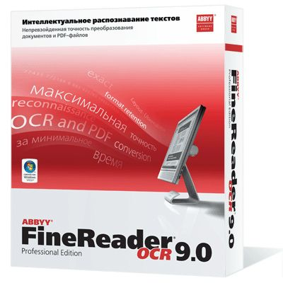 ABBYY FineReader Corporate Edition 9.0.0.1042