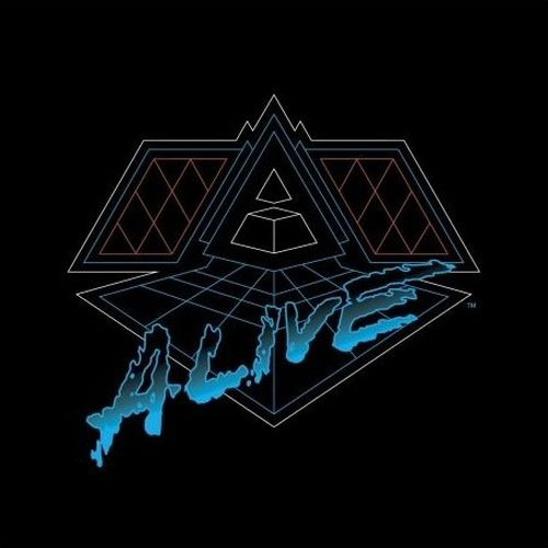 Daft Punk - Alive 2007 (Deluxe edition)