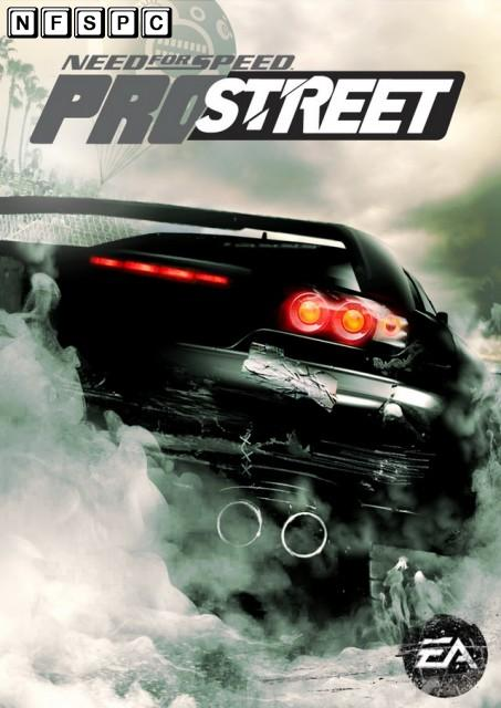 Need For Speed ProStreet 2007 (noDVD + Patch + Русификатoр)