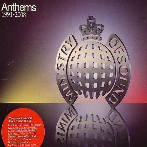VA - Ministry Of Sound Anthems 1991-2008 3xCD