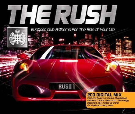The Rush: Euphoric Club Anthems For The Ride Of Your Life 2CD (2008)