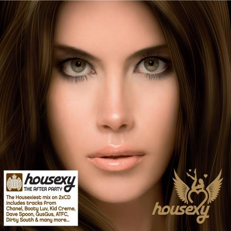 Housexy: The After Party 2CD (2008)