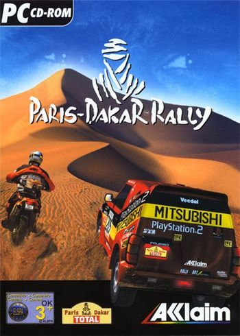 Paris Dakar Rally PC (2001)