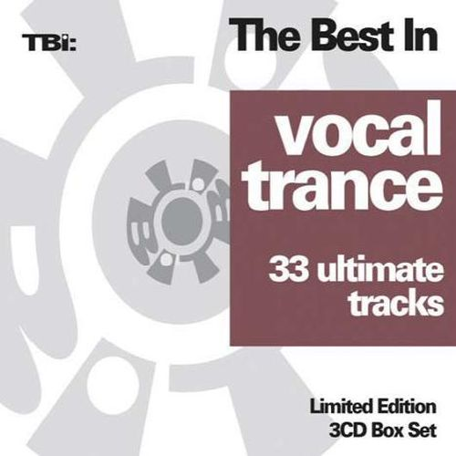 VA - The Best In Vocal Trance (2008) 3xCD