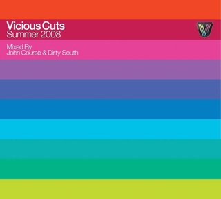 Vicious Cuts - Summer 2008 (Mixed by John Course & Dirty South) 2CD (2008)