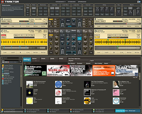 Native Instruments Traktor 3.3.2 Full