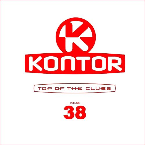 VA - Kontor: Top of the Clubs Vol. 38 (2008) 3xCD