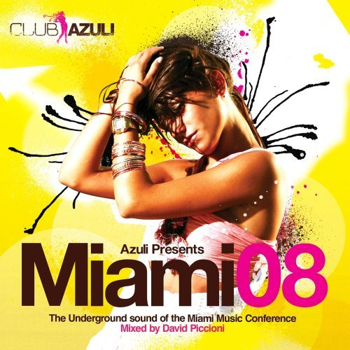 VA - Azuli Presents - Miami 08  (2008) 2xCD