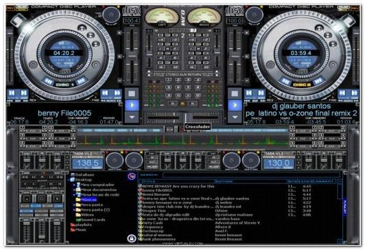 Atomix VIRTUAL DJ Pro 4.2 Full
