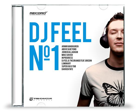 Dj Feel - Number One (2008) + Unmixed