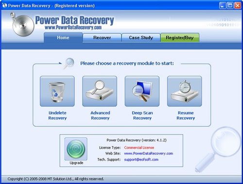 Power Data Recovery v4.1.2