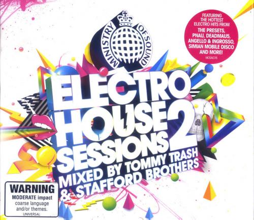 MOS: Electro House Sessions 2 2CD (2008)