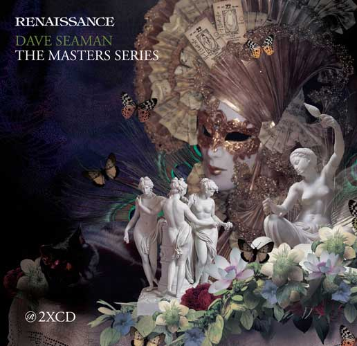VA - Renaissance: The Masters Series 10 mixed by Dave Seaman (2008) 2xCD