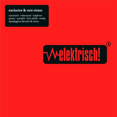 VA - Elektrisch Vol.3  Limited Edition (2008) 2хCD