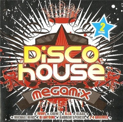 Elektro House Megamix Vol.2 (2008) + Disco House Megamix Vol 2 (2008)