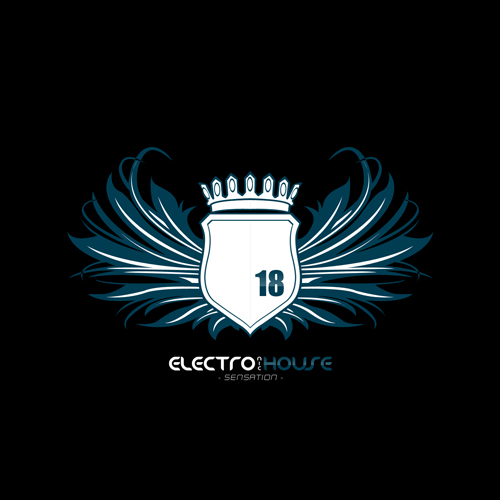 VA - Electronic House Sensation vol.18 (Mixed & Compiled by Rizzn) (2008)