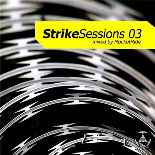 VA - Strike Sessions vol.3 mixed by RocketRide