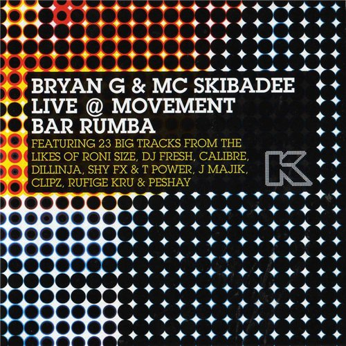 Bryan G & MC Skibadee Live @ Movement