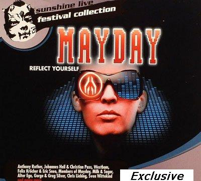 Mayday Reflect Yourself 2CD (2008)