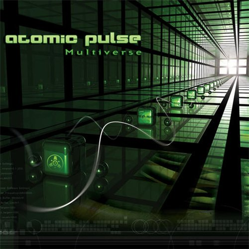 "Atomic Pulse - ""Multiverse""  2008 2xCD"
