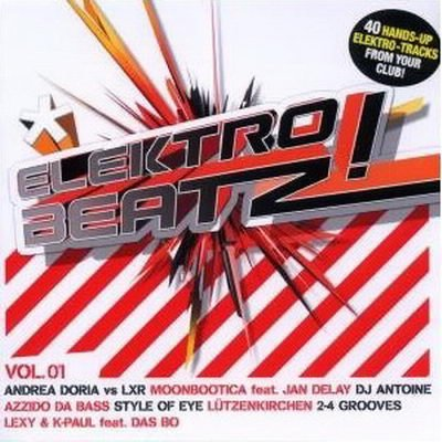 Elektro Beatz Vol.1 (2008) 2xCD