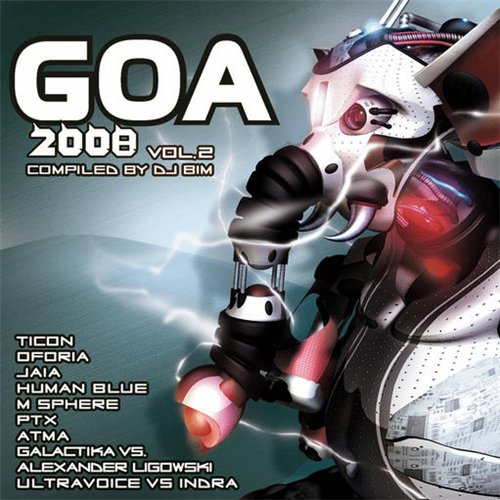 "VA - ""Goa 2008 Vol 2""  2008"