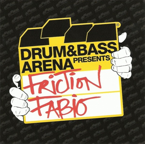 Drum & Bass Arena Present: Friction & Fabio (2008) 2xCD
