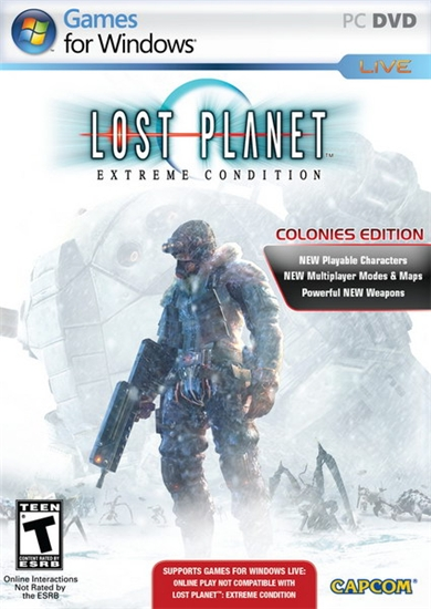 Lost Planet: Extreme Condition Colonies Edition (2008/RUS)
