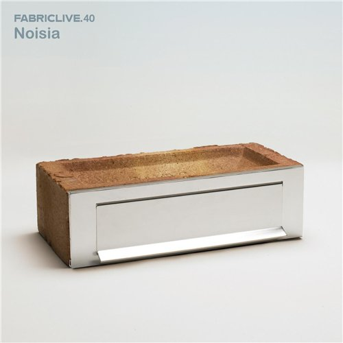 FabricLive. 40 mixed by Noisia