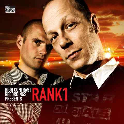 High Contrast Presents: Rank1 (2CD/2008)