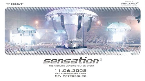 Sensation White 11.06.2008 St.Petersburg