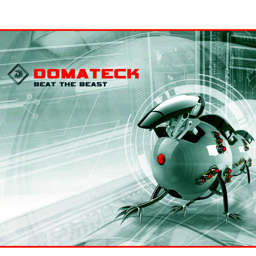 Domateck - Beat The Beast (2008)