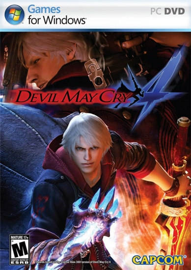 Devil May Cry 4 (2008/ENG)