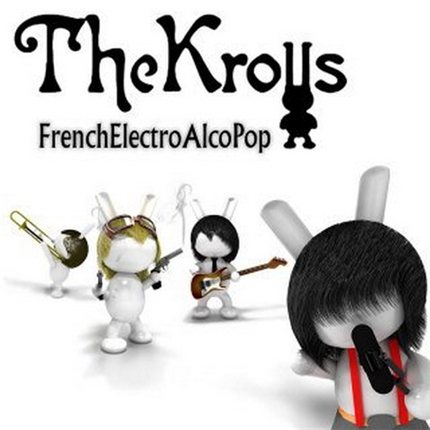 The Krolls - FrenchElectroAlcoPop (2007)