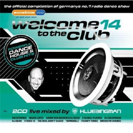 VA - Welcome to the Club vol.14 (2008) 2xCD