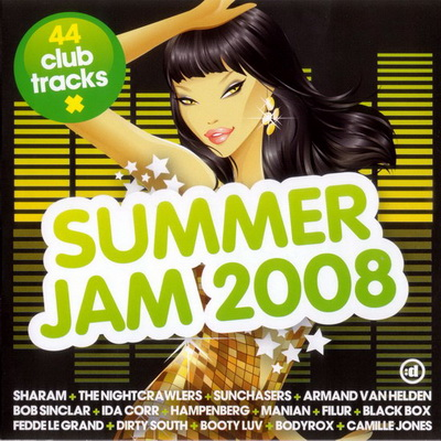 VA - Summer Jam (2008) 2xCD