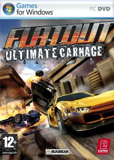 Flatout: Ultimate Carnage (2008/ENG/FULL)