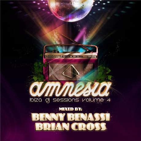 Benny Benassi vs. Brian Cross - Amnesia Ibiza DJ Session 4 - (2008/2CD)