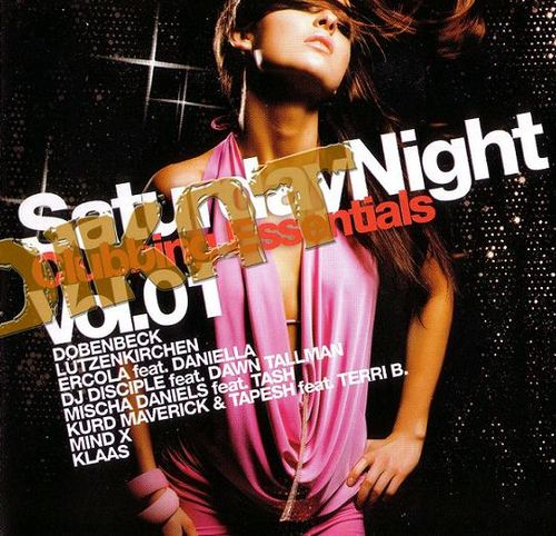 VA - Saturday Night Clubbing Essentials Vol. 1 (2008) 2xCD