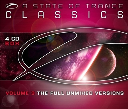 A State Of Trance Classics Vol.3 (2008) 4xCD