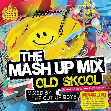 VA - Ministry Of Sound: The Mash Up Mix Old Skool (2008) 2xCD