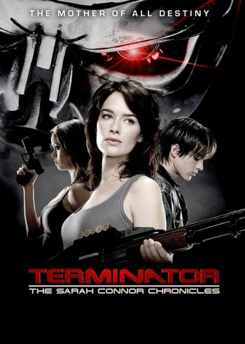 Хроники Сары Коннор / Terminator: The Sarah Connor Chronicles (2008) HDTVRip