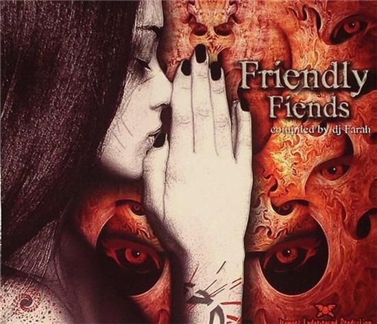 VA - Friendly Fiends (2008)