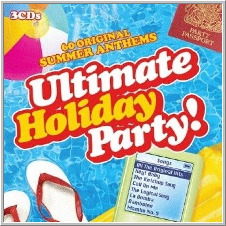 VA - Ultimate Holiday Party (2008) 3xCD