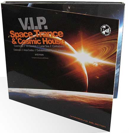 VA - V.I.P. Space Trance & Cosmic House (2008)