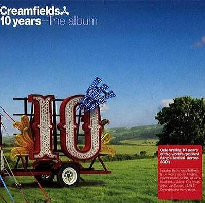 VA - Ministry Of Sound: Creamfields 10 Years (2008) 3xCD