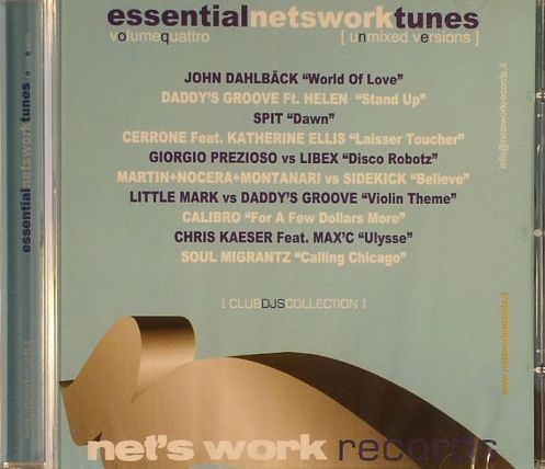VA - Essential Netswork Tunes Vol. 4 (2008)