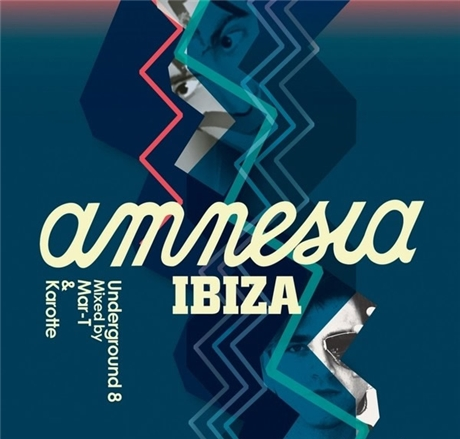 Amnesia Ibiza Underground Vol.8 Mixed by Mar-T & Karotte (2008)